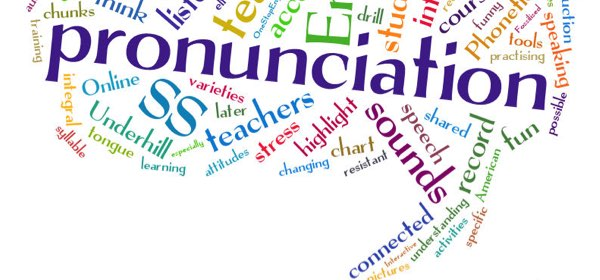 Teaching Pronunciation Lesson Plan