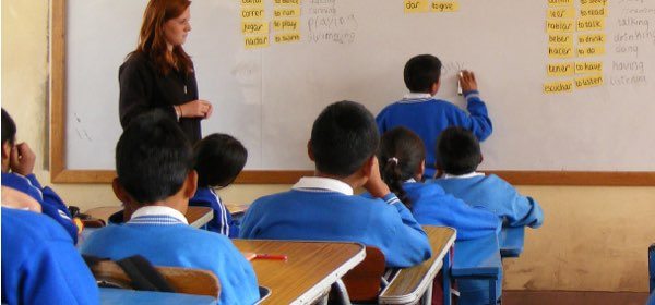 Landing a TEFL (Teaching English as a Foreign Language) Teaching Job
