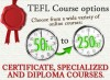 International TEFL and TESOL Training (ITTT)