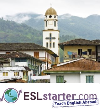 Teach in Colombia - Apply Now!