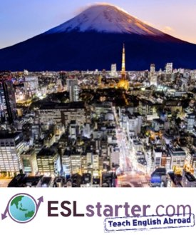 Teach English in Japan - Greater Tokyo District. Start April, May, June 2017
