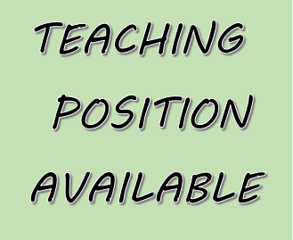 Greeting from China: Foreign Teacher Position Available!