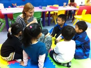Female Native English Teachers Needed in Hong Kong