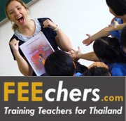 English teachers for Thailand and Cambodia