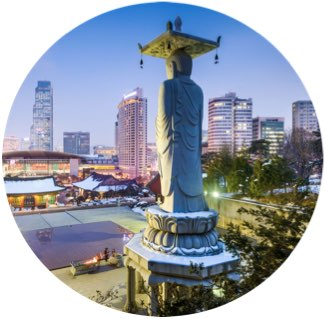 Teach in South Korea - Great Salary, Free apartment and Flights
