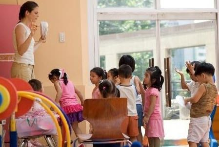 Starts immediately-teach kids in Wuhan with RMB16k-20k payment monthly