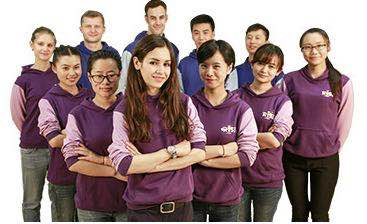 Teach English for 3-12 yrs old students, RMB16,000-24,000 monthly