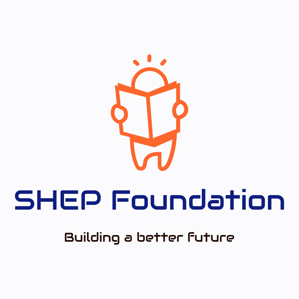 Facebook page SHEP Foundation
