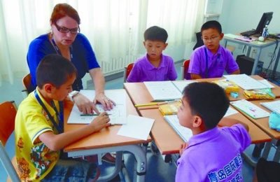 FOR ALL TEACHERS IN CHINA: Salary up to 35,000RMB+ Medical Insurance+ Paid Summer/Winter H