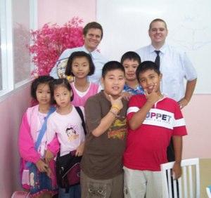 Teach English in beautiful Southern Thailand