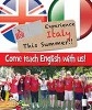 English Language Summer Camp Tutors required in Italy!