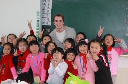Teaching positions around China