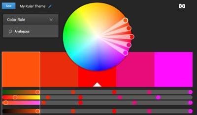 Color Wheel - Color Schemes - Web Design