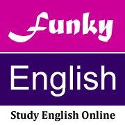 Funky English - A social network for ESL students.