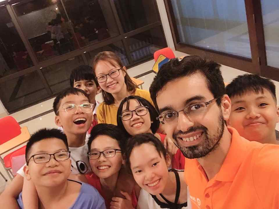 Seeking English teaching positions in China